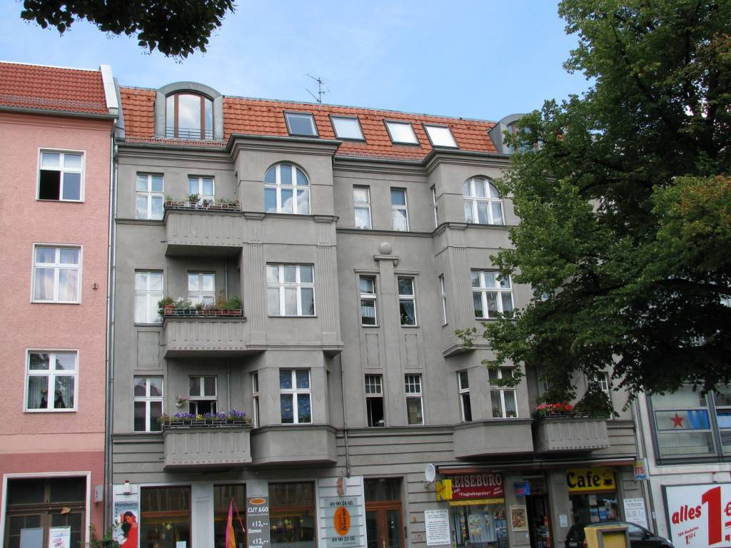 Building, Housing And Commercial, Wollankstr 13 / Pichelswerderstr 3-5, Listing ID undefined, Berlin, Germany, 13187,