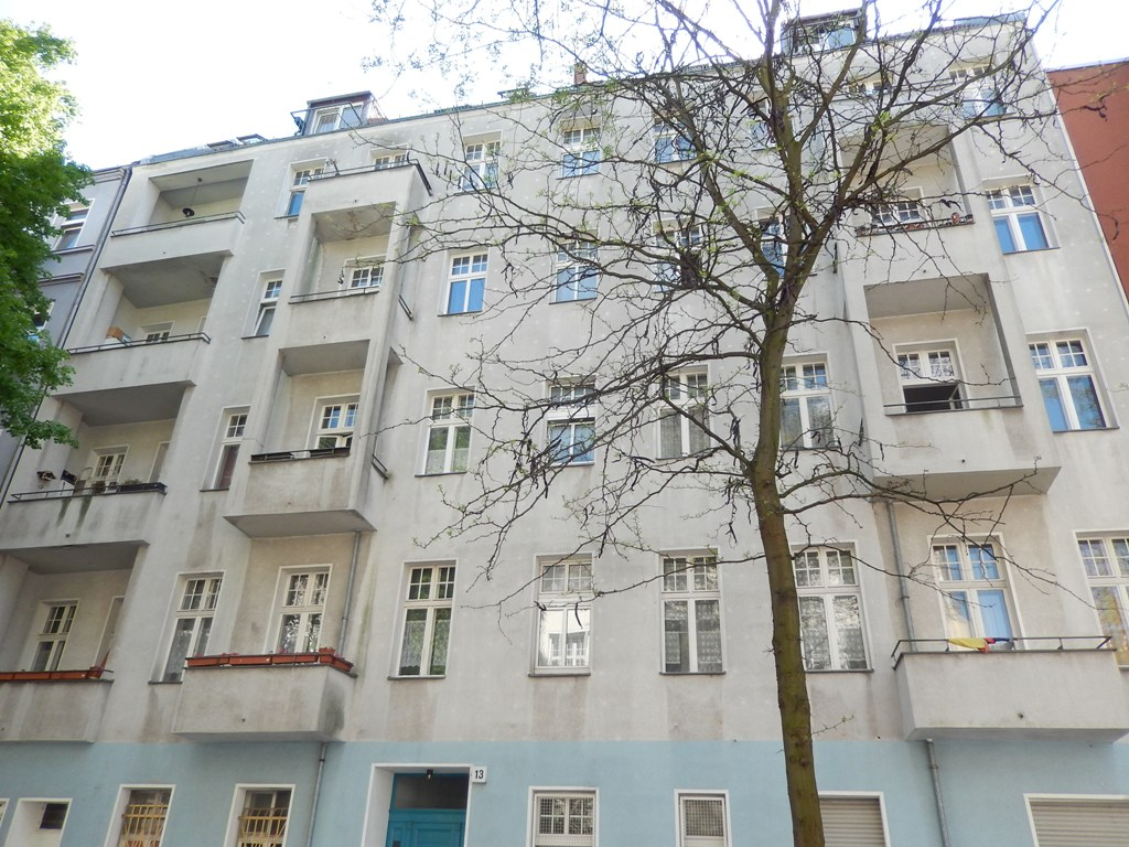 Building, Housing And Commercial, Sonnenallee 149/Stuttgarter Str 13, Listing ID undefined, Berlin, Germany, 12059,