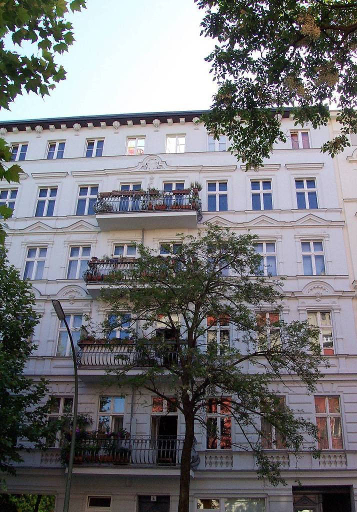 Building, Housing And Commercial, Merseburger Str, Listing ID undefined, Berlin, Germany, 10823,